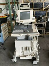 Atl Philips Hdi 5000 Ultrasound With 4 Transducer Probes