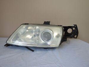 02 04 05 03 saab 9-5 oem left rear bumper corner trim molding moulding