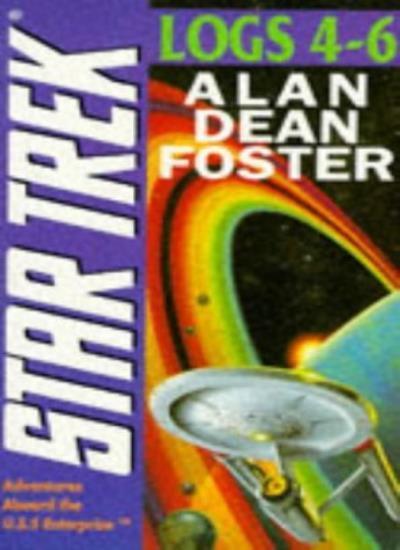 Star Trek Log: Adventures Aboard the U.S.S.Enterprise Nos. 4-6 (Star Trek logs,