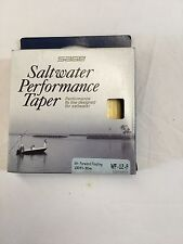 SAGE SALTWATER PERFORMANCE TAPER WF12F FLY LINE *NEW IN BOX*