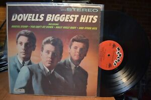 The-Dovells-Biggest-Hits-LP-Wyncote-SW-9114-Stereo