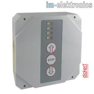 Dickert-rts16-radio-rolltorsteuerung-868-MHz-F-tubo-motor-rolladenmotor-motor-porton
