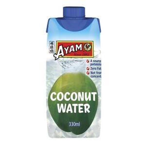 Ayam Coconut Water Carton 330mL