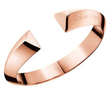 ck Calvin Klein shape KJ4TPD10010S Damen Edelstahl Armreif in rose neu