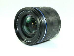 Olympus-Zuiko-Digital-14-42mm-3-5-5-6-ED-Zoom-Lens-4-3rds-Mount-NOT-MICRO