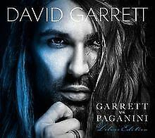 Garrett-vs-Paganini-Deluxe-Edition-von-Garrett-David-CD-Zustand-gut