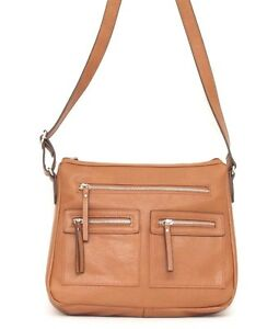 Bueno-Brown-Faux-Leather-Crossbody-Satchel-Shoulder-Bag-Purse