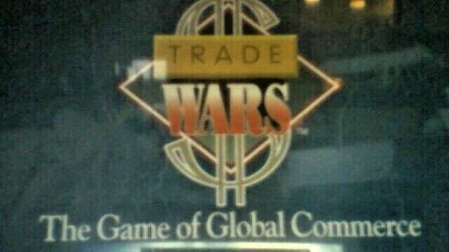 TRADE guerras    THE gioco OF GLOBAL COMMERCE  ( VINTAGE 1991 ) BRe nuovo    Senza tasse