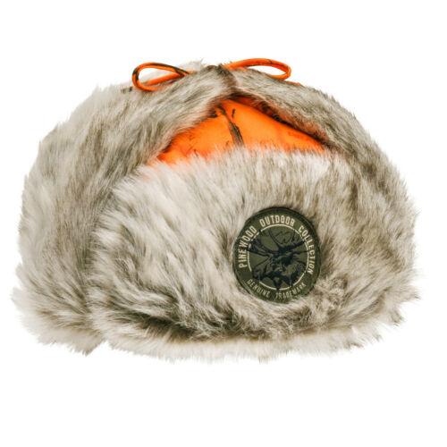 Fellmütze Outdoor Jagd Signal Mütze Anglermütze Pinewood Murmansk Wintermütze