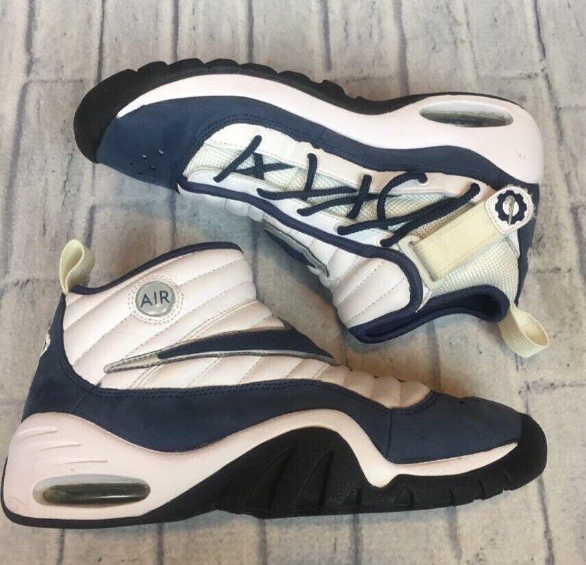 OG VTG 1996 NIKE AIR WORM Shake 11 NDESTRUKT 90s Dennis Rodman 630212 141 shoes