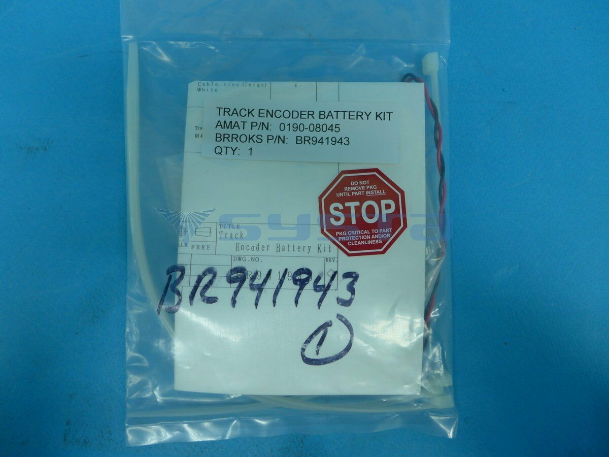 Yaskawa 0190-08045, unidad de batería codificador codificador codificador de seguimiento de pista recambios 097610