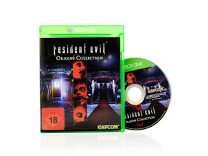 Xbox-One-Spiel-RESIDENT-EVIL-Origins-Collection-Action-Shooter-USK18-DEUTSCH-G