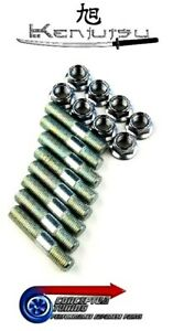Complete-Set-Exhaust-Manifold-Stud-amp-Nut-Kit-For-S13-200SX-CA18DET