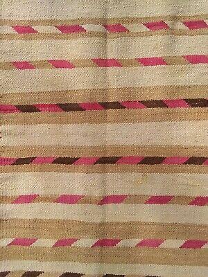 Navajo Rug Hopi Blanket Antique Native