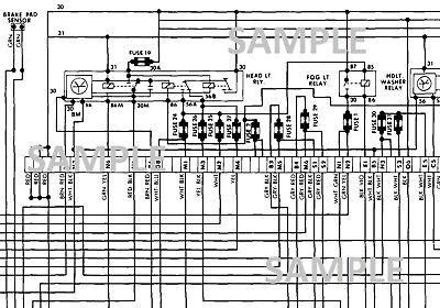 1981 81 PORSCHE 928 Wiring Diagram b/w pdf | eBay