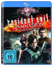 < Blu-ray * RESIDENT EVIL : DAMNATION # NEU OVP