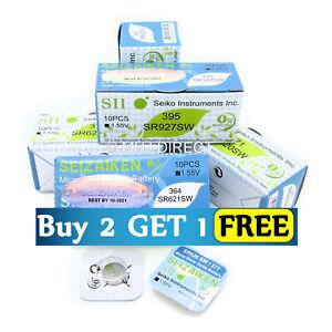 Seiko-Seizaiken-Buy-2-Get-1-FREE-OFFER-Silver-Oxide-Watch-Batteries