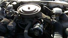 Camaro RS 1990 V8 Engine 5.0 TBI used OEM