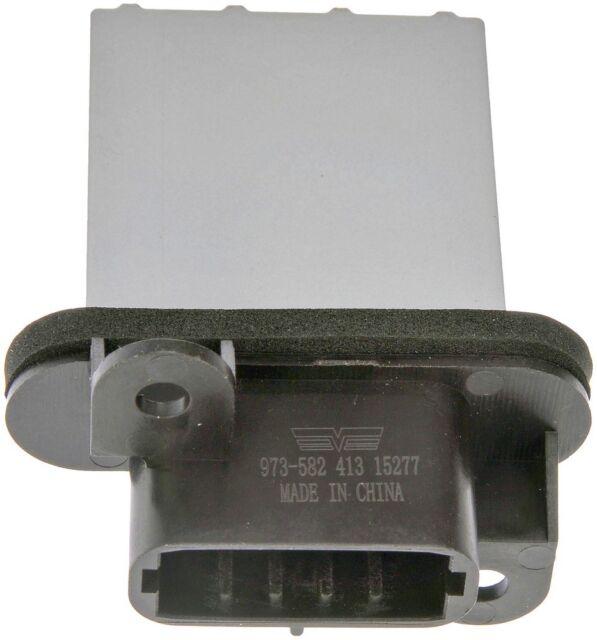 Dorman Techoice 973-582 Blower Motor Resistor Kit with Harness
