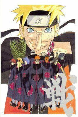 Poster Naruto Sasuke Kakashi Japan Anime Room Wall Paper Cloth Print 01