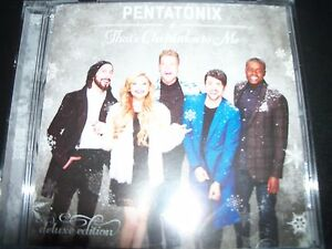 Pentatonix Thats Christmas To Me.Pentatonix That S Christmas To Me Deluxe Edition Australia