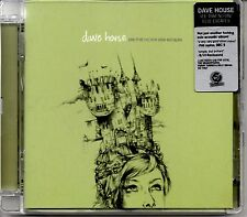 DAVE HOUSE - SEE THAT NO ONE ELSE ESCAPES - CD ALBUM