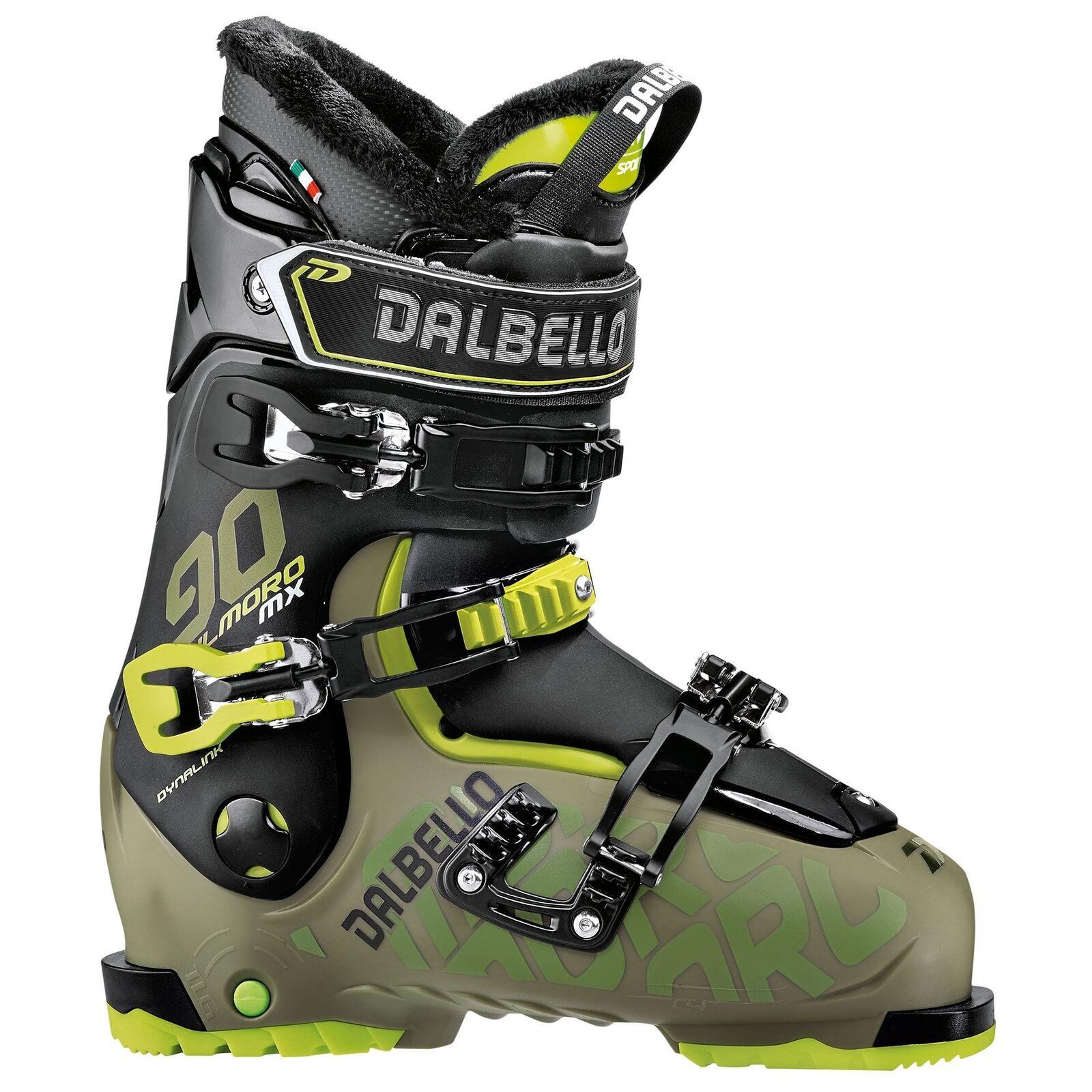 Dalbello Il Moro MX 90 ski avvio