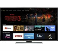 "JVC LT-50CF890 Fire TV Edition 50"" Smart LED TV 4K Ultra HD HDR Amazon Alexa"