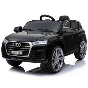 La nouvelle Audi Q5 Quattro voiture pour enfants voiture pour enfants voiture électrique 12v noire