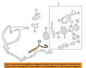 Toyota Oem 9504 Taapower Steering Return Hose 4441604020 Ebay. Is Loading Toyotaoem9504taapowersteeringreturn. Toyota. 1995 Toyota Power Steering Diagram At Scoala.co