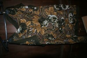 Foulard J.MICO SANCHO tons marron   eBay b746a9b467c