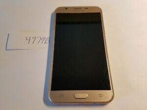Samsung-Galaxy-J7-Duos-SM-J727T1-16GB-Gold-MetroPCS-4979B