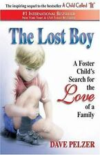 "David Dave Pelzer ""THE LOST BOY"" -  Nice Unread Softcover"