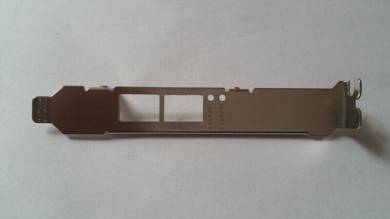 50PCS Tall profile bracket for Chelsio T520-CR T420-CR T520-LL-CR T520-SO-CR