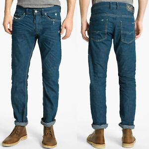 Diesel-Herren-Regular-Slim-Fit-Jeans-Hose-Braddom-8880K-W29-L32