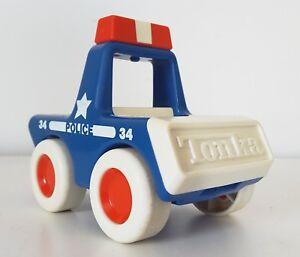 Vintage-1987-My-first-tonka-LI-039-L-Wheels-309-Tonka-Preschool-cars-from-playset