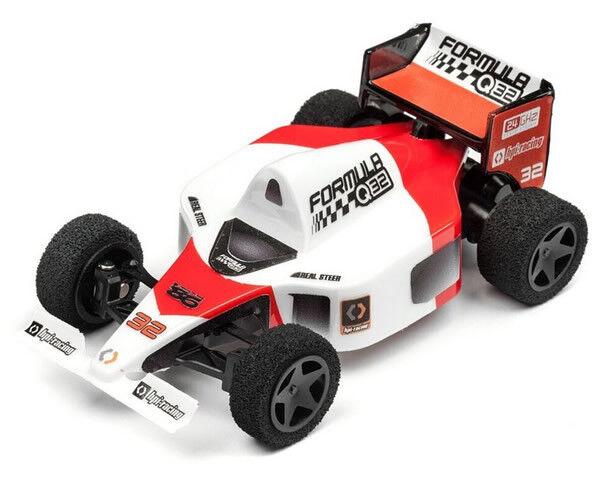 HPI 116710 Formule Q32 Q32 Q32 2WD 1:32 RTR Auto RC électrique Rouge modélisme 4501d0