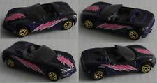 Matchbox – Corvette Sting-Ray III Cabrio violett