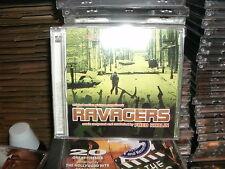 RAVAGERS,INTRADA FILM SOUNDTRACK,LTD EDITION OF 1000