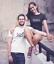 Salt Pepper T Shirts SET Matching Couples Honeymoon Halloween Best Friend BFF