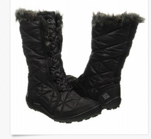 NEU Columbia Damenschuhe Powder Summit Waterproof Winter boot -25F Größe 6