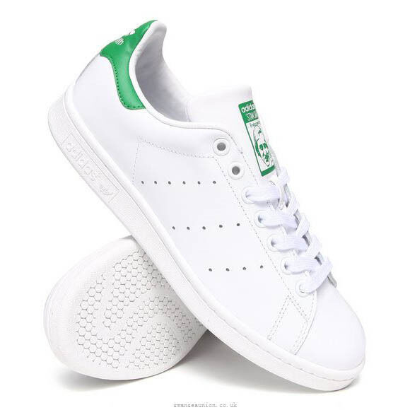 official photos b5098 06099 Adidas M20324 Women Sneakers STAN SMITH shoes White/Green