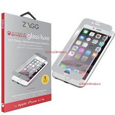 Zagg Iphone Se 5 5s 5c Invisible Shield Mirror Glass Screen