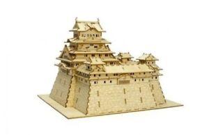 Puzzle Craft Himeji Castle Japan 2018 Ki Gu Mi Wooden Art