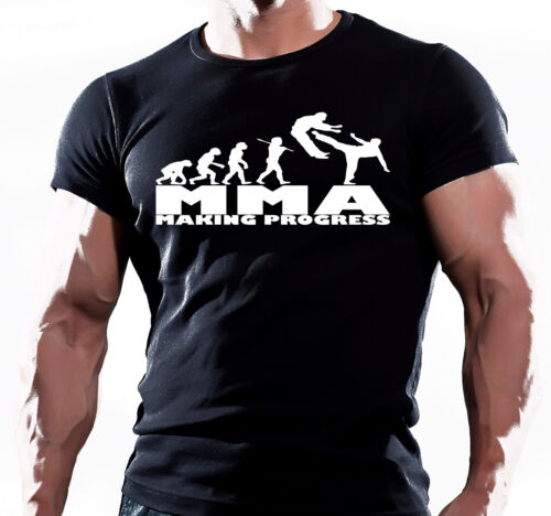 Fighters,Sport,Casual Wears Top Muay Thai Ideal for Gym Training MMA T-Shirt