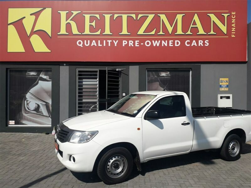 2014 Toyota Hilux 2.5 D-4D for sale!