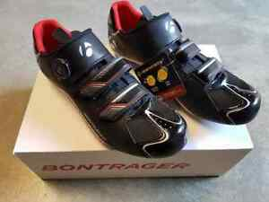 1-paire-de-Chaussures-velo-route-homme-Bontrager-Circuit-taille-45-neuf-50