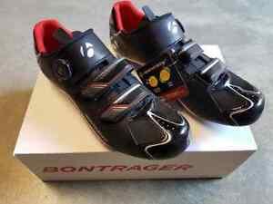 les clients d'abord couleur n brillante nouvelles variétés Details about 1 paire de Chaussures vélo route homme Bontrager Circuit  taille 45 neuf -50%