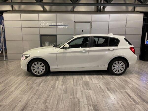 BMW 116i 1,6 aut. - billede 1