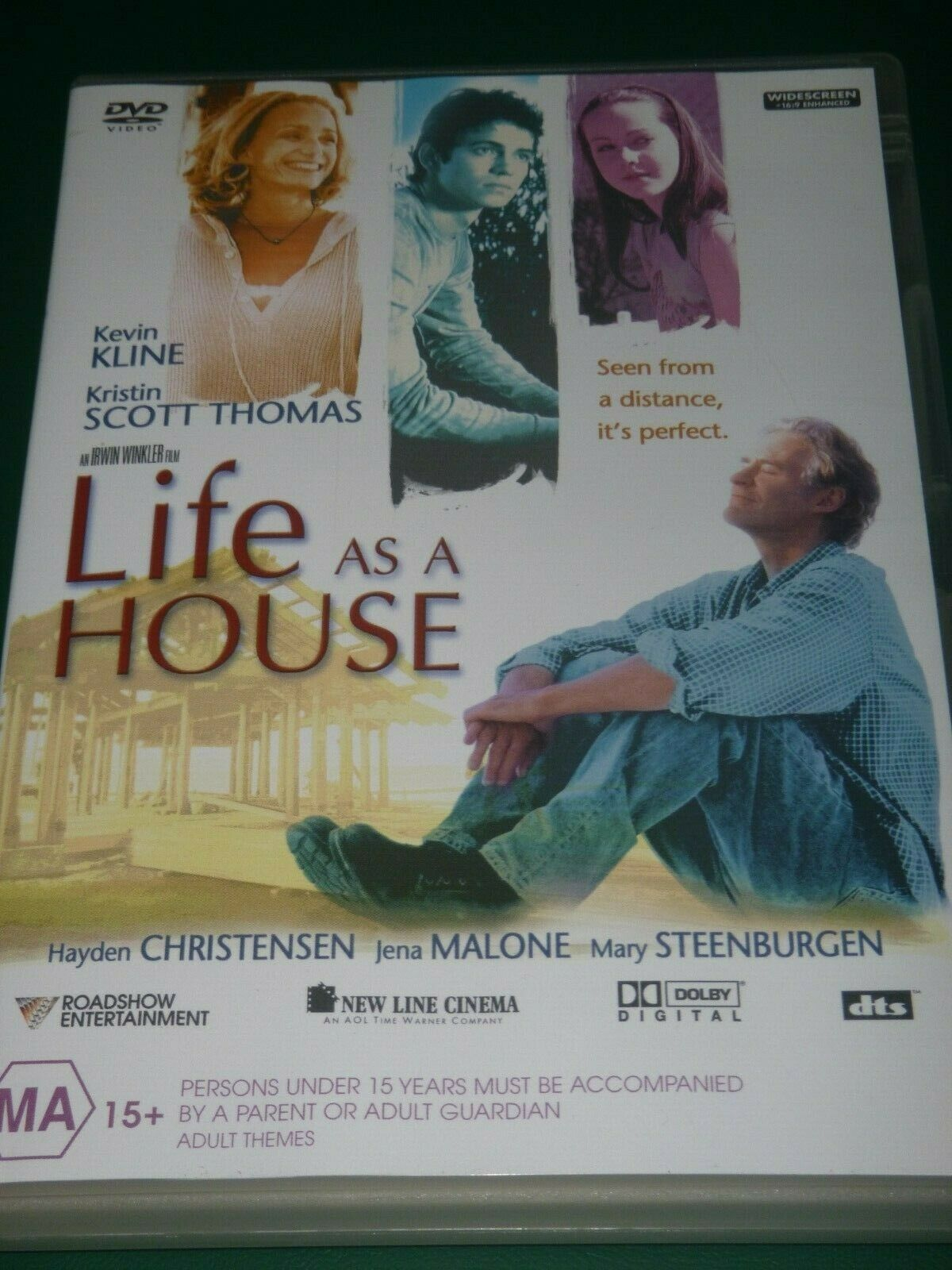 Life As A House Dvd 2003 For Sale Online Ebay